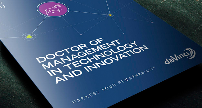 DOCTOR OF MANAGEMENT IN TECHNOLOGY AND INNOVATION