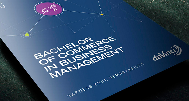 BACHELOR OF COMMERCE IN BUSINESS MANAGEMENT